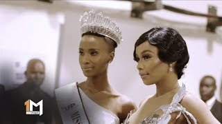 Bonang Matheba Hosts Miss SA 2019 – Being Bonang | 1 Magic