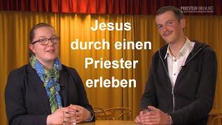 Hast du durch einen Priester schon einmal Jesus erlebt? (Studenten)