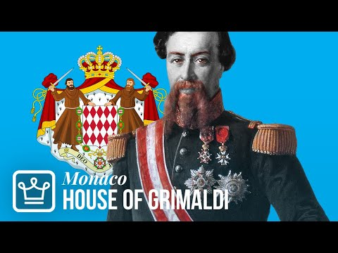 House Of Grimaldi: The Family That Rules Monaco