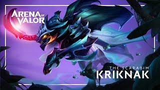 Kriknak: Hero Spotlight | Gameplay - Arena of Valor