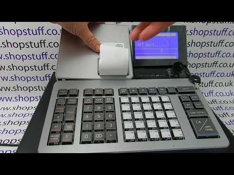 Casio SRS500 SR-S500 PCRT540 SRS820 Out The Box Set Up Review 1st Use Guide Installation