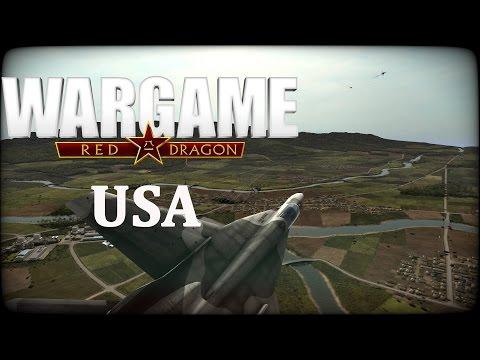 Wargame Red Dragon армия США