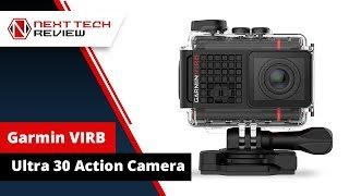 Garmin VIRB Ultra Action 30 Camera Product Review  – NTR