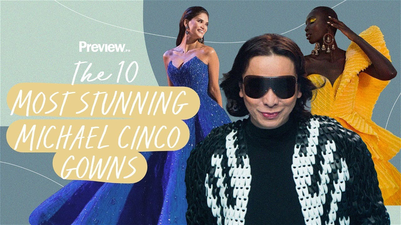 Download The 10 Most Stunning Michael Cinco Gowns Worn by Celebrities   Preview 10   PREVIEW