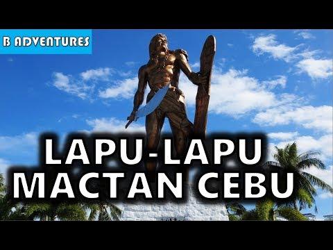Cebu: Lapu-Lapu Shrine, Mactan Philippines S3, Vlog #91