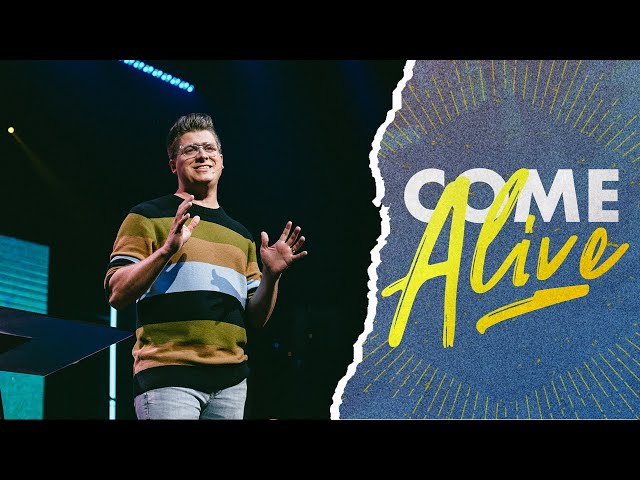 Come Alive | Thank You Jesus
