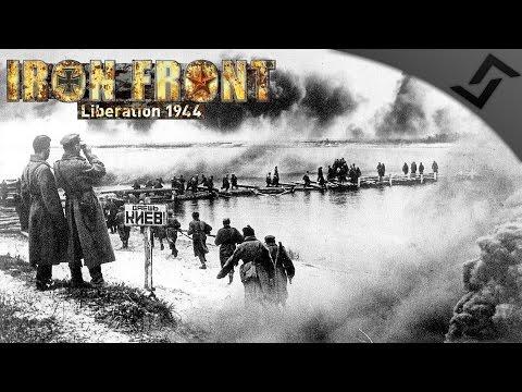 Kiev Bridge Defense - ARMA 3 Iron Front WW2 Mod - Outskirts of Kiev 1941