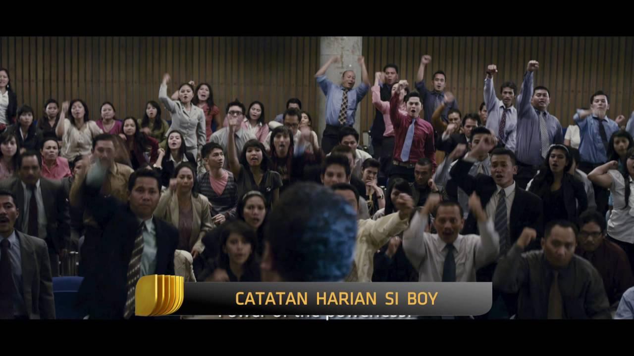 Catatan Harian Si Boy (HD on Flik) - Trailer