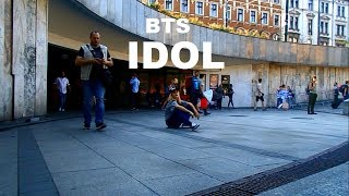 [ KPOP IN PUBLIC ] BTS (방탄소년단) 'IDOL' - Dance Cover by Lucky Potato