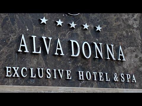 ТУРЦИЯ 2021🇹🇷 /Alva Donna Exclusive BELEK 2021