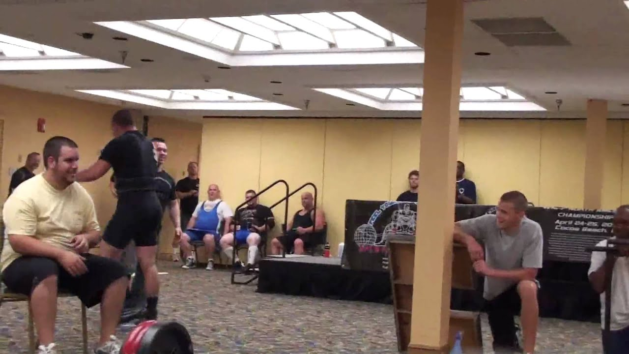 DeadLift World Records Set by Troy Kay 15 Years Old