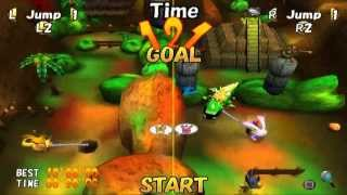 The Adventures of Cookie & Cream [PS2][HD] Gameplay