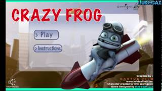#1611 Crazy Frog Flash Game