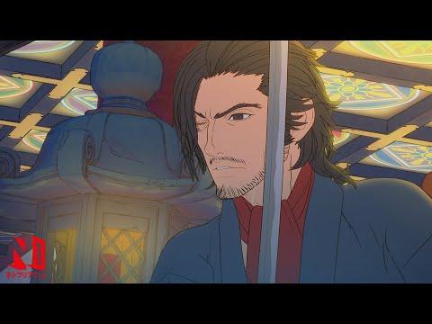 Epic Brothel Battle   Bright: Samurai Soul   Clip   Netflix Anime