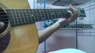 Mimpi Sedih - Acoustic Guitar Cover