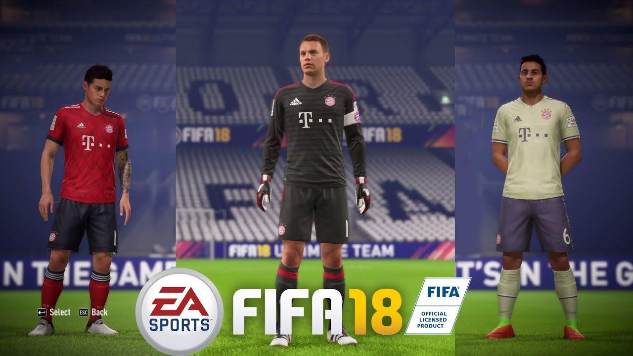 ba23d9acd FIFA 18