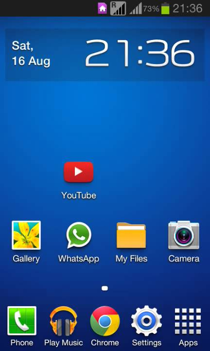 How To Remove Icons From Home Screen Of Android Os Phones