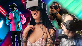 The 7 Types of VR Users