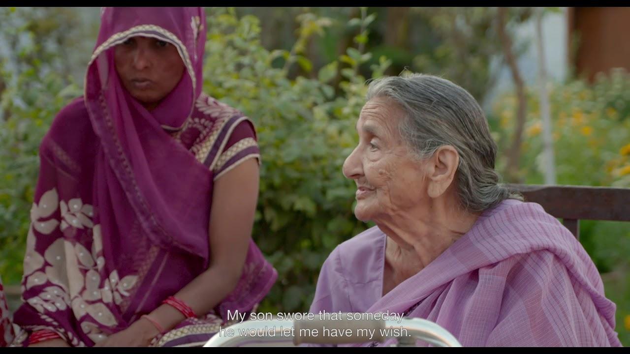 Aunty Sudha Aunty Radha | Review | Tanuja Chandra