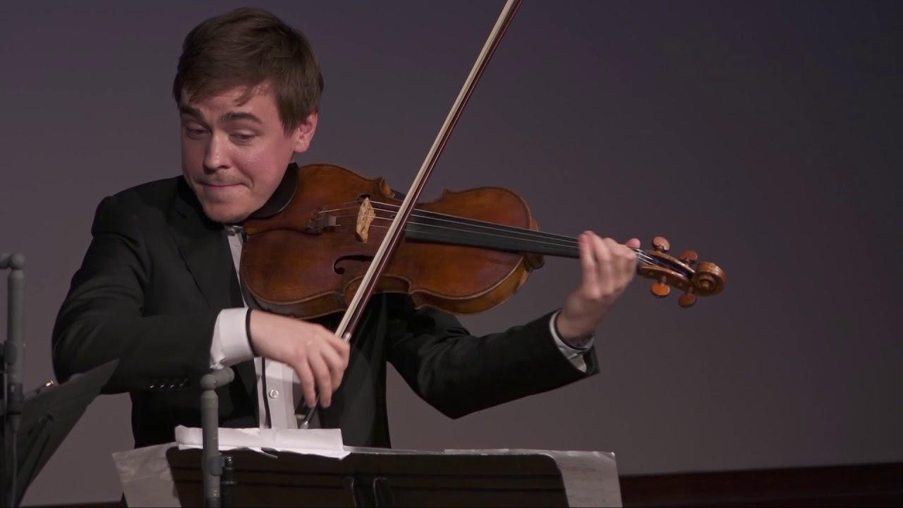 Spohr: Duo in E minor, Op. 13, I. Allegro moderato