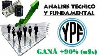 Analisis Tecnico y Fundamental - Ganá +90% (U$S)💪😀INVERTI en ($)–VACA MUERTA❤️GANA U$S❤Te avisé