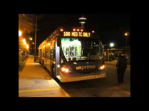VIA Metropolitan Transit #966 (Audio Recording)