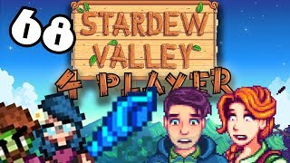 Double Proposal Part 2! - #68 -Stardew Valley Multiplayer BETA! (4-Player Gameplay)