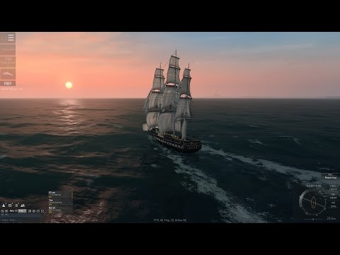 Tac The Pirate Hunter:Naval Action-  Capture of a French Bucanture.