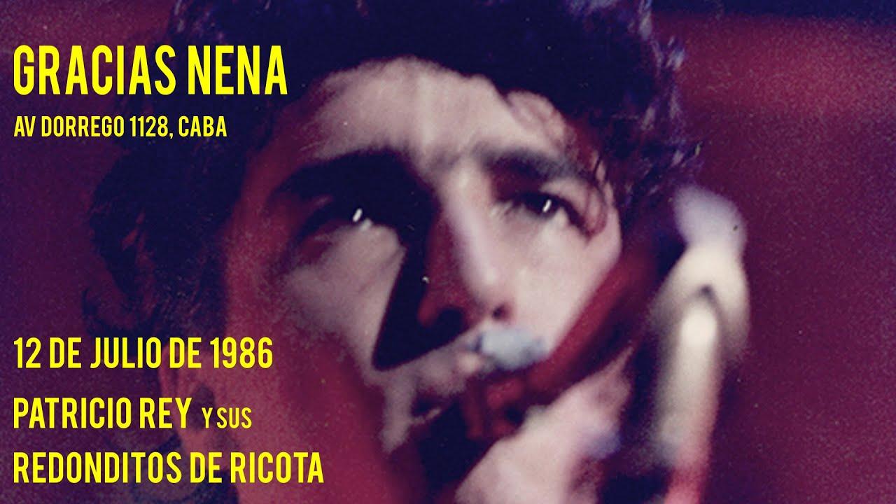 El regreso de Mao - Los Redondos (Gracias Nena Pub, 12-7-1986) HD+