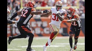 49ers Destroy the Bengals!