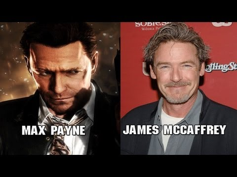 Characters And Voice Actors Max Payne 3 Youtube