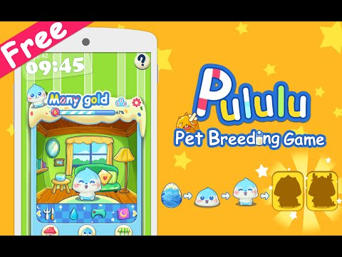 When GO Launcher Meets Pululu Cute Pet Casual Game!