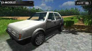 Farmer Car
