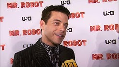 Rami Malek on 'Mr. Robot' Series Finale and Touching Gift Creator Sam Esmail Gave Him (Exclusive)