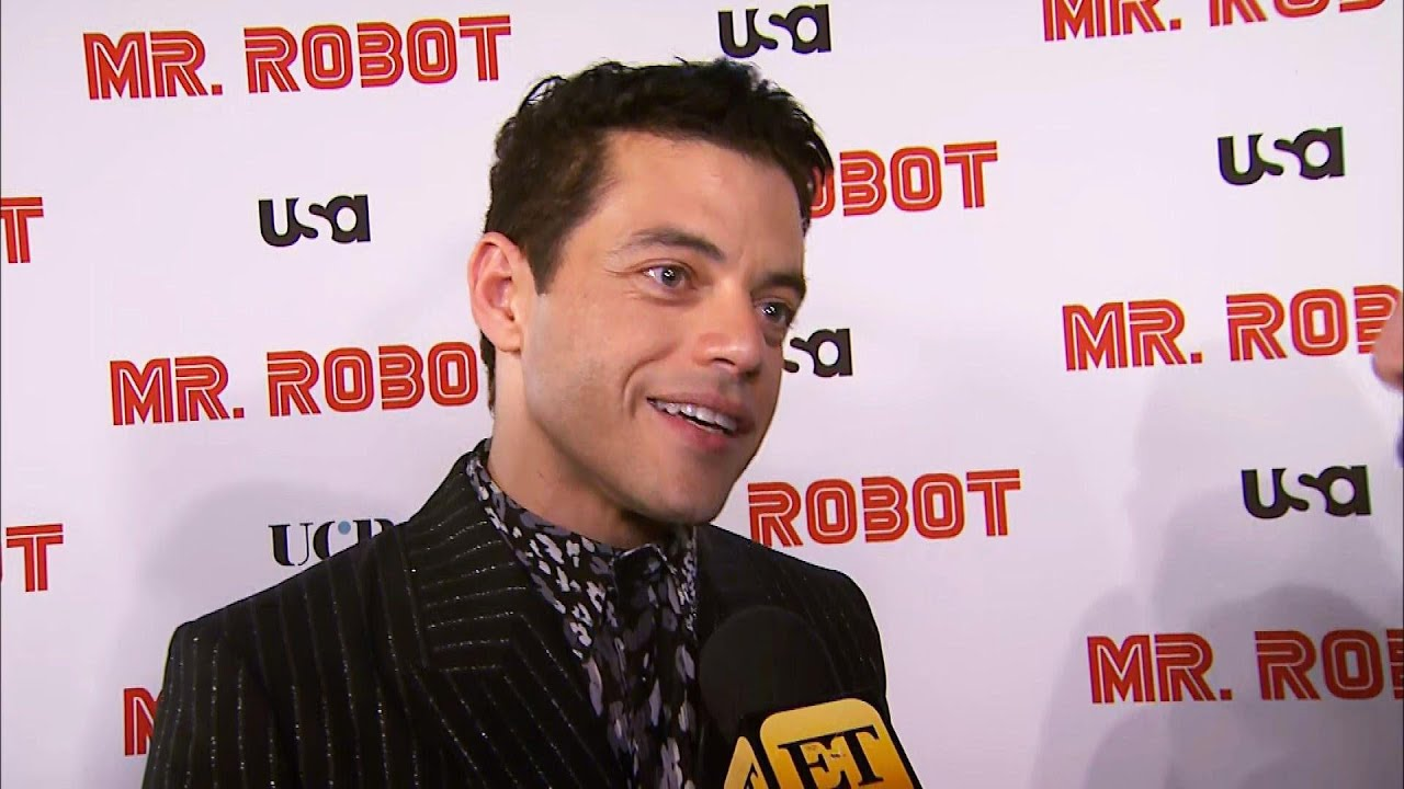 Download Rami Malek on 'Mr. Robot' Series Finale and Touching Gift Creator Sam Esmail Gave Him (Exclusive)