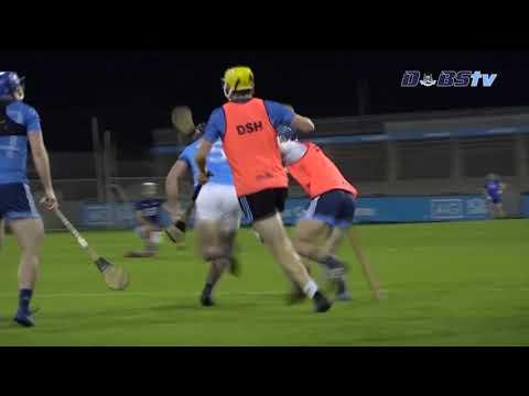 Dublin Senior Hurlers training