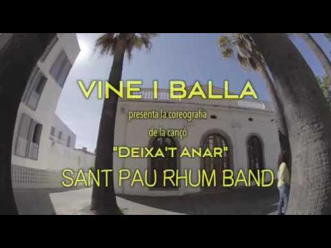 Videoclip per la Sant pau rhumb band & vine i balla