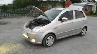 Yên tâm mua xe từ xa.Đánh giá chi tiết Spark 2009-P2