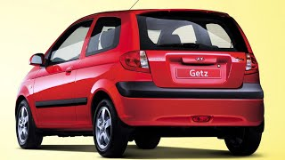 Хендай Гетц (Hyundai Getz) - Характеристики и комплектации