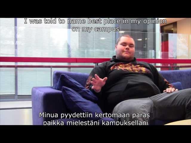 Veli-Pekka 2. viikko/2nd week