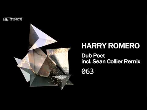 Harry Romero - Dub Poet (Drum Mix) [Transmit Recordings]