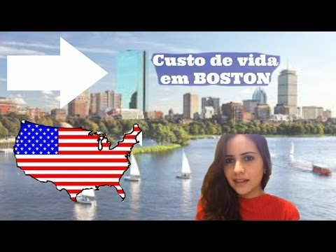 Custo de vida em Boston, Massachusetts (Estados Unidos) | Raiane Youssef