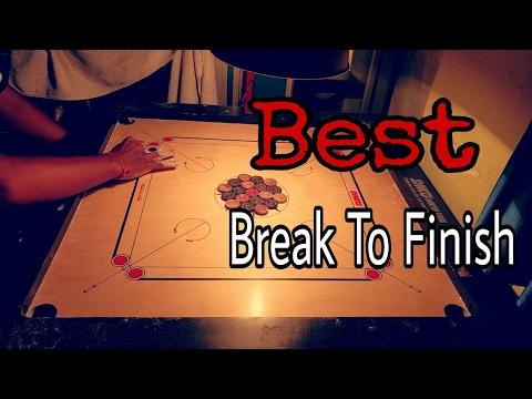 Best Break to finish by Ashraf khan