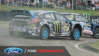 Ford Focus RS RX and Hoonigan Racing: Lydden Hill Recap | FIA World RX | Ford Performance