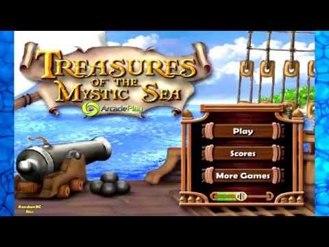 СОКРОВИЩА ПИРАТОВ Treasure of the mystic sea
