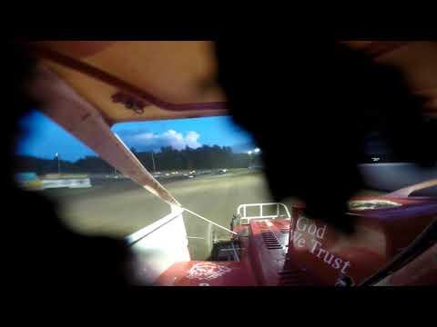 Albany Saratoga Speedway Heat Race 9/8/17