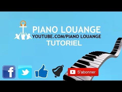 Tu es alpha et omega PIANO LOUANGE