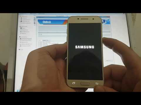 FRP! Samsung A3 2017 A320F/DS Сброс аккаунта гугл. Android 8.
