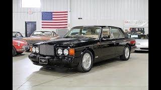 1998 Bentley Brooklands R Black