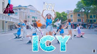 [KPOP IN PUBLIC] ITZY (있지) - ICY (아이씨) |커버댄스 Dance Cover| By B-Wild From Vietnam